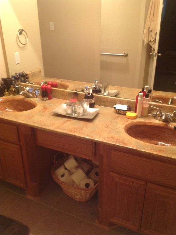 Sink Counter